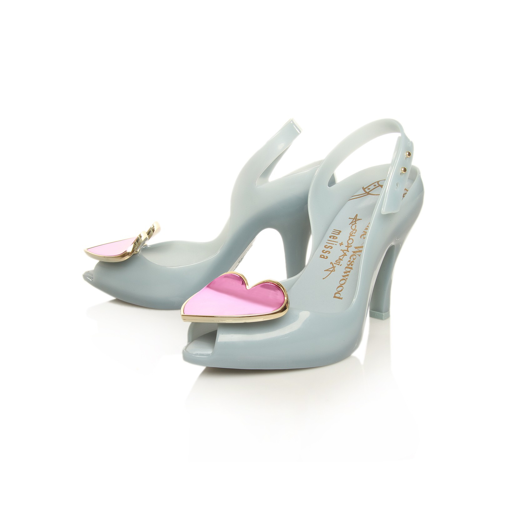Vivienne Westwood Anglomania Shoes Blue