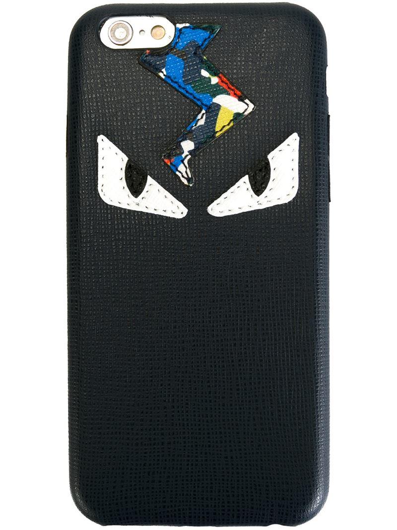Iphone Case Fendi Monster