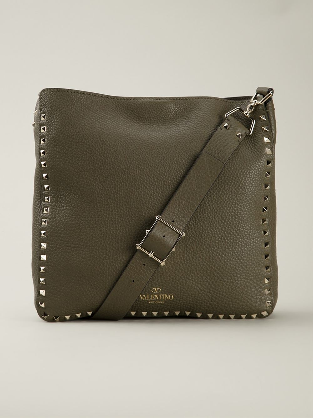 Valentino Rockstud envelope crossbody bag Cu00D