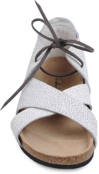 Peter Non Sandals In White Lyst
