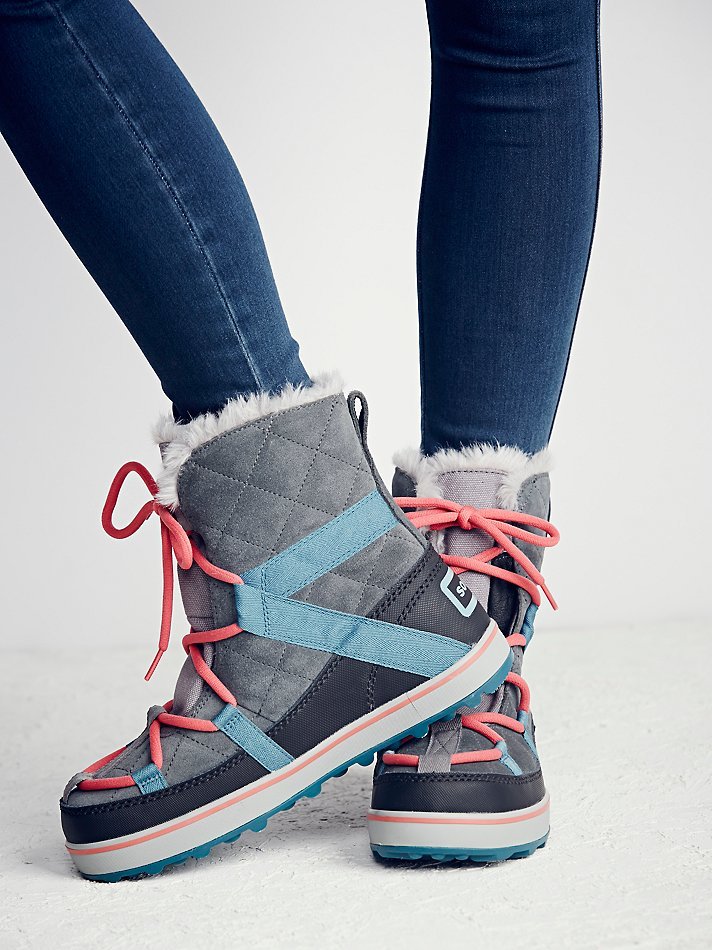 Lyst Free People Sorel Womens Glacy Explorer Weather
