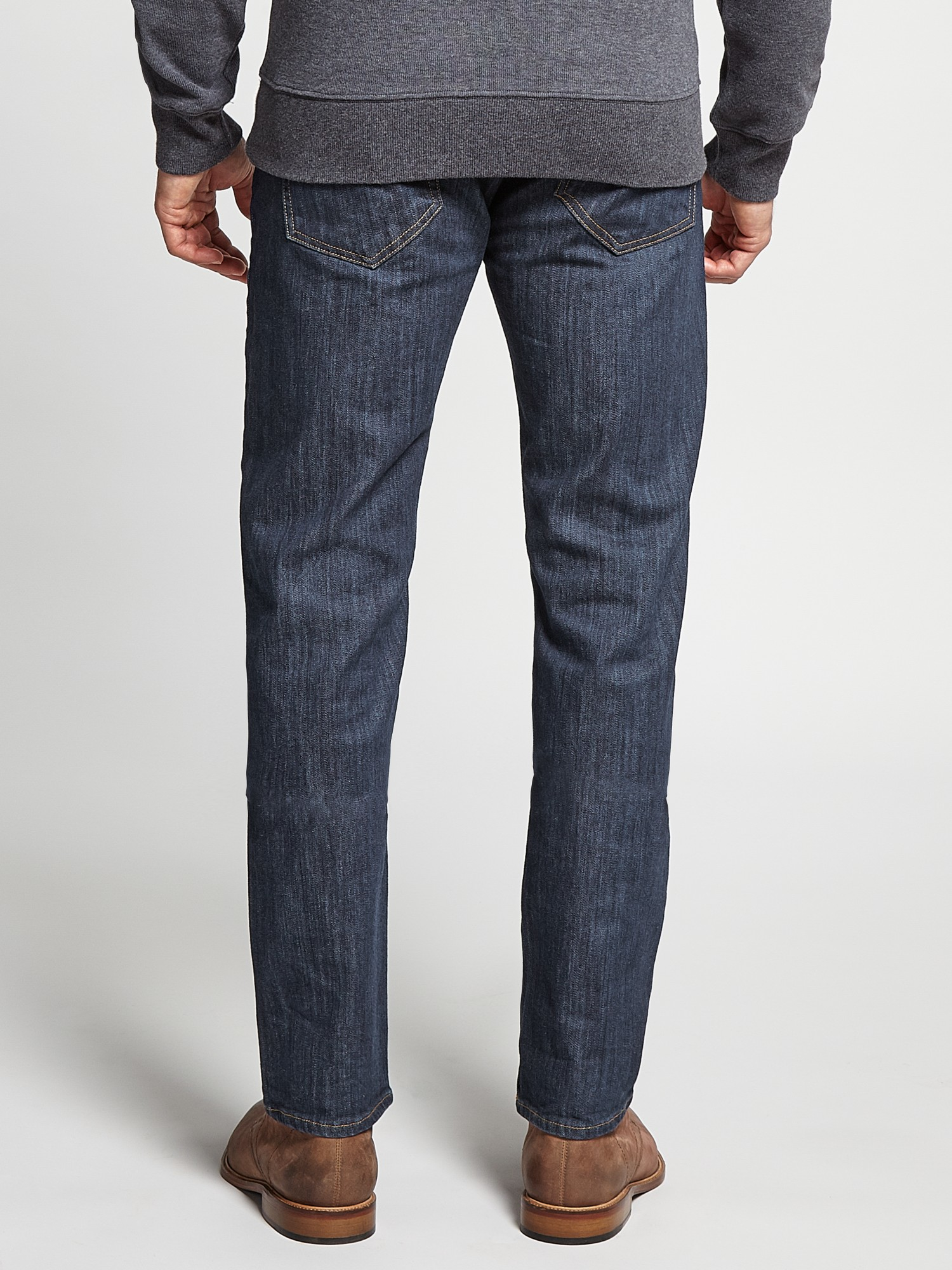 Gant Tyler Connecticut Comfort Straight Jeans in Blue for ...