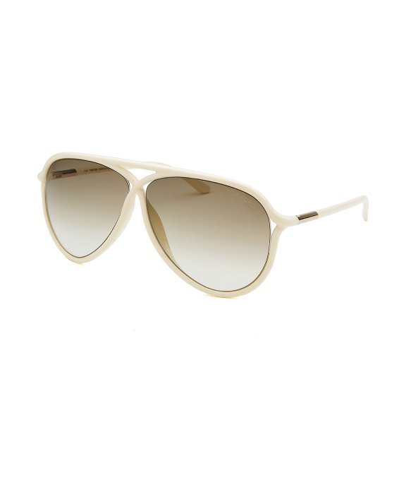 tom ford women 39 s maximillion cream sunglasses in beige cream lyst. Cars Review. Best American Auto & Cars Review
