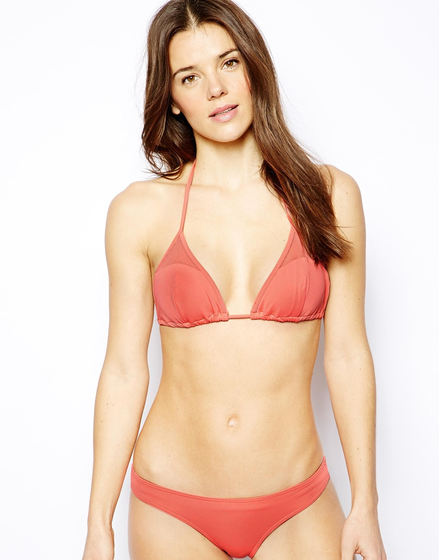 Bikini mesh skimpy