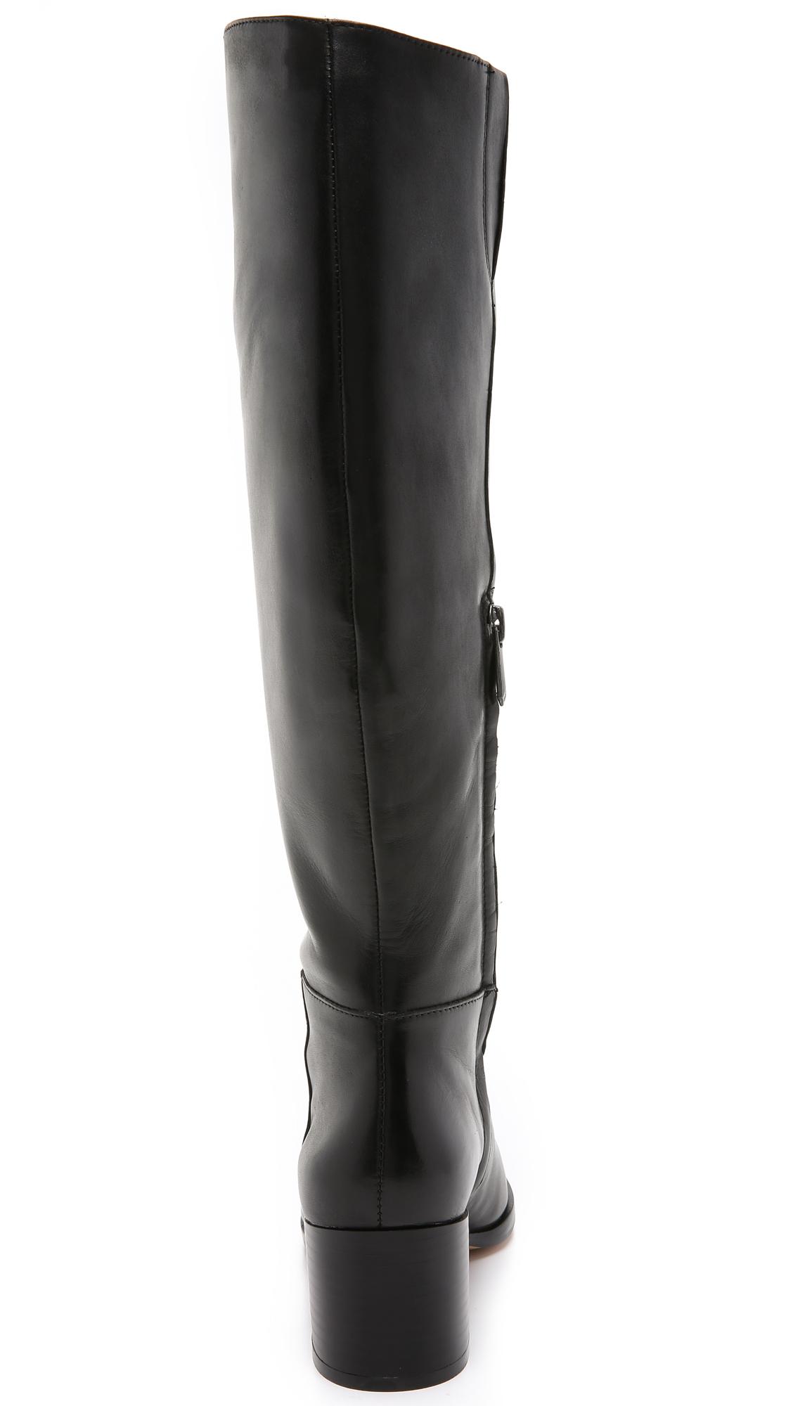 Sam Edelman Synthetic Joelle Boots - Black