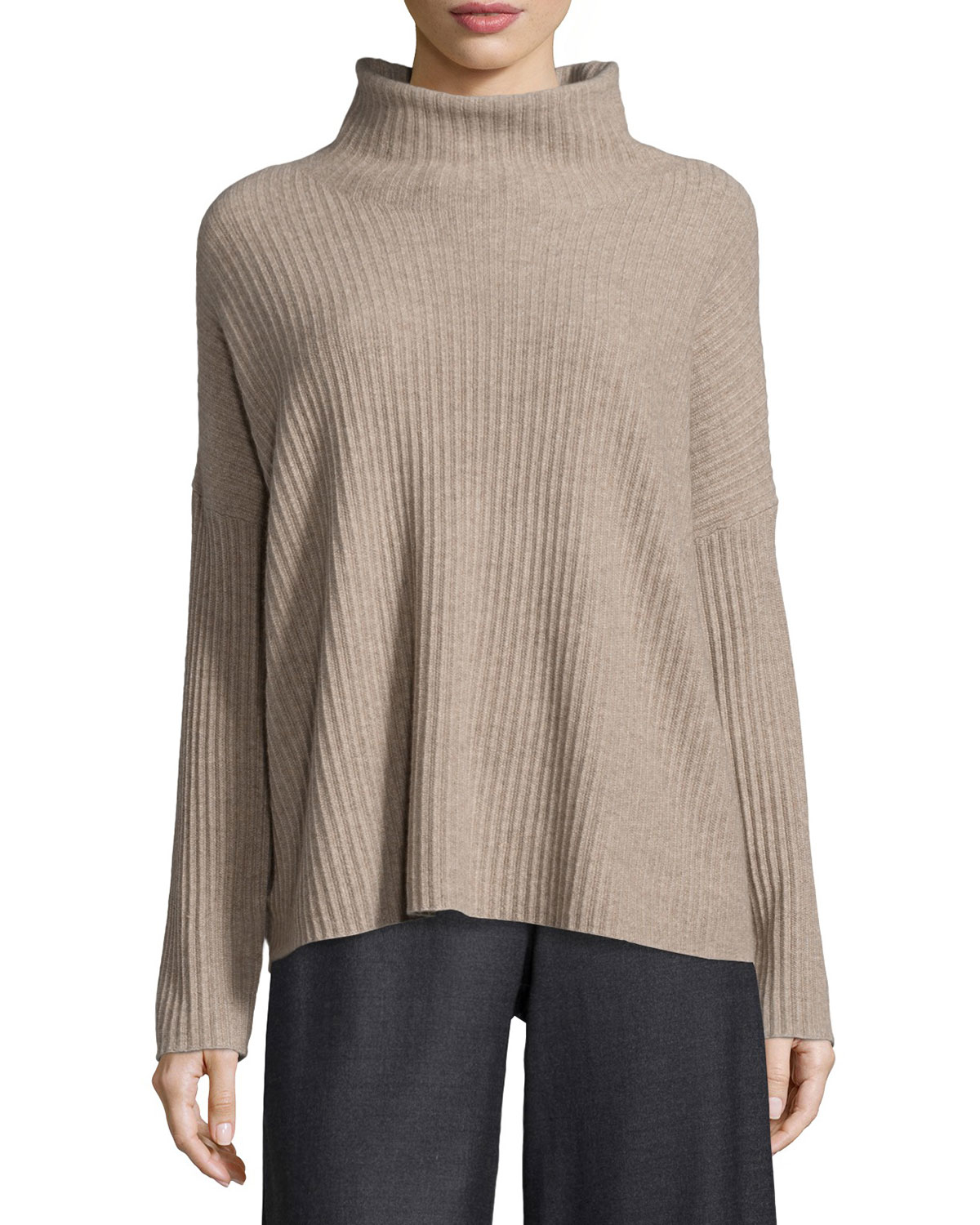 Free shipping and returns on Topshop Oversize Funnel Neck Sweater at softhome24.ml The swingy, '70s-inspired silhouette of a funnel-neck sweater is framed in wide ribbing to enhance the cozy look and feel.4/5(8).