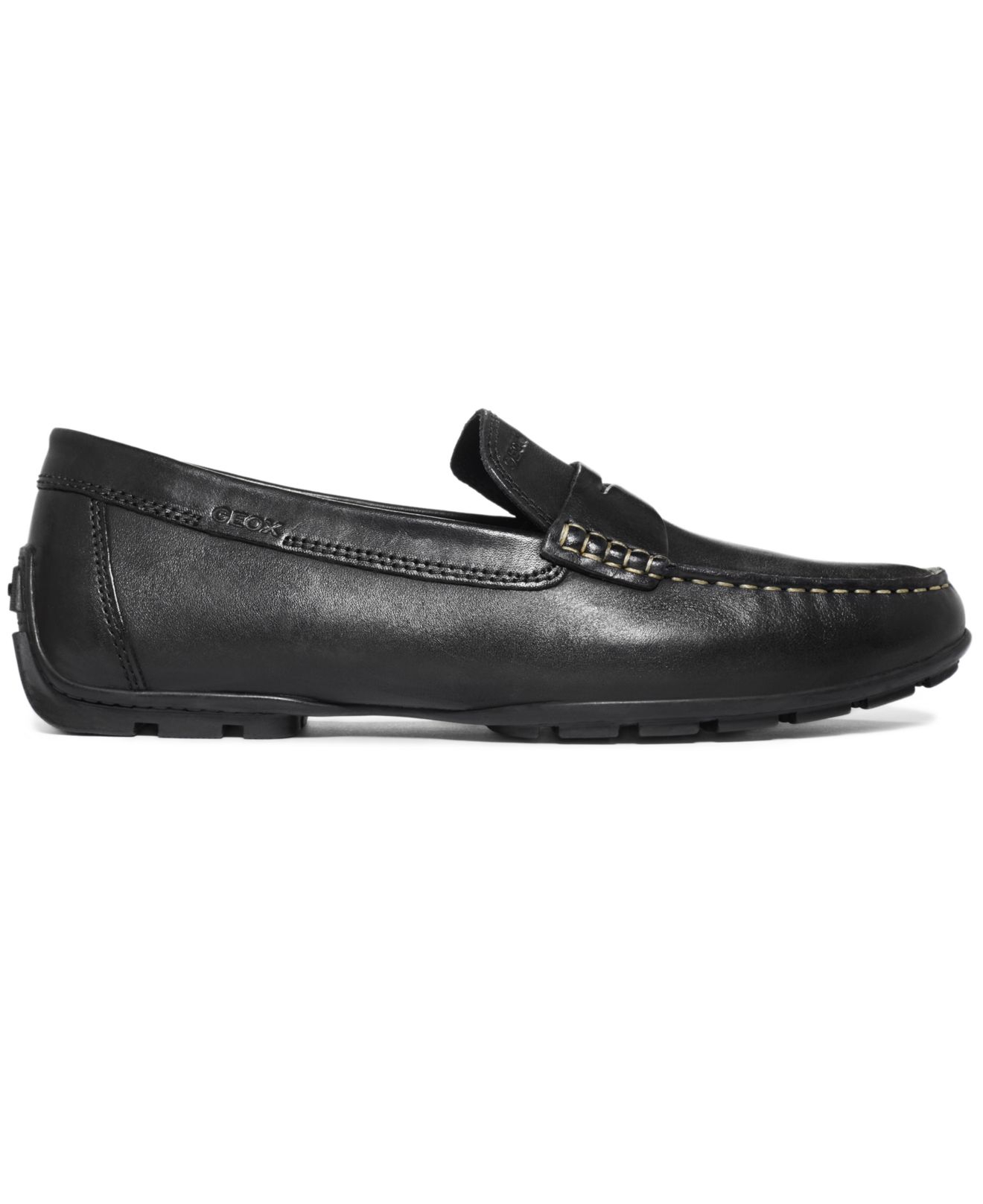 Geox Men's Monet Moccasin Penny Loafer