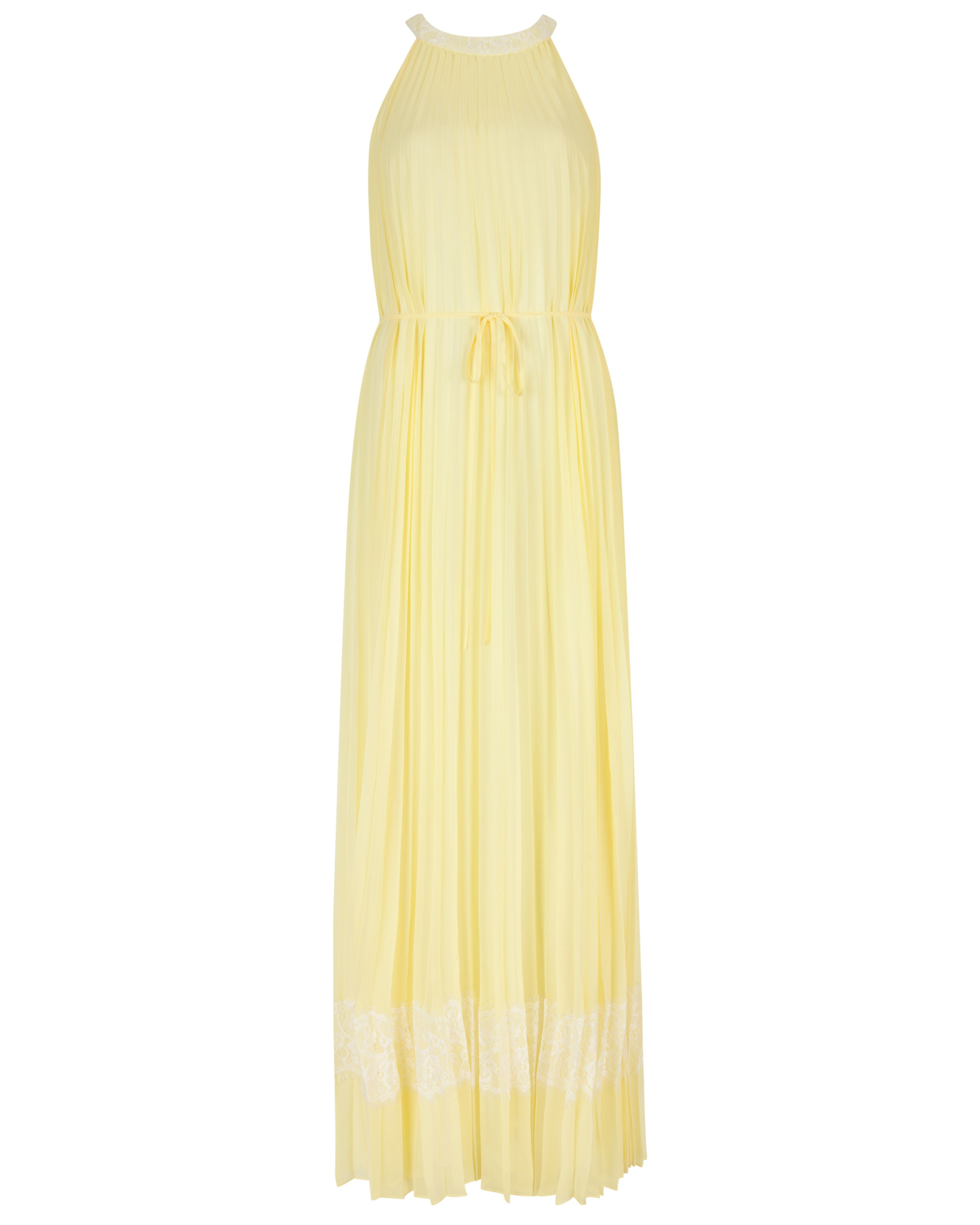 Ted baker strapless maxi dress shell