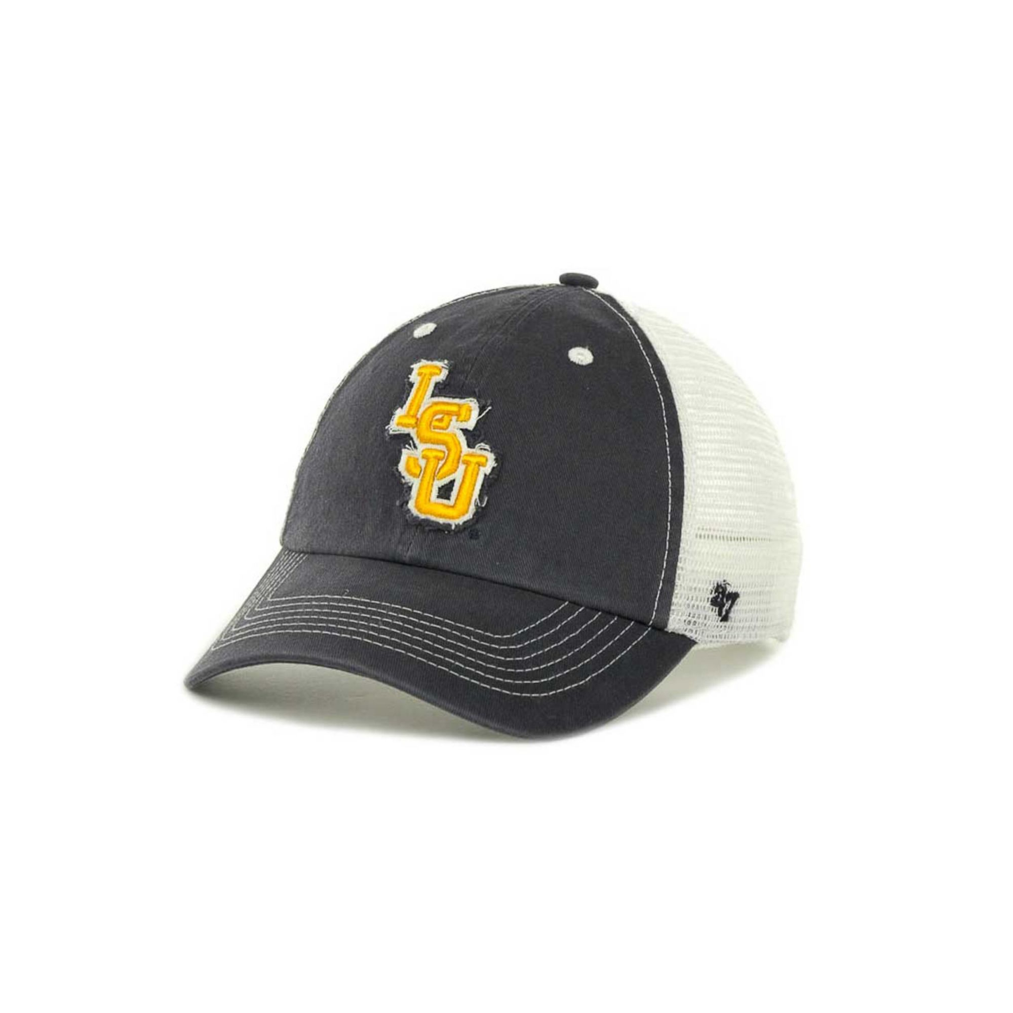 more photos e986d 0bf23 ... greece lyst 47 brand lsu tigers ncaa blue mountain franchise cap in  blue a423b bb858