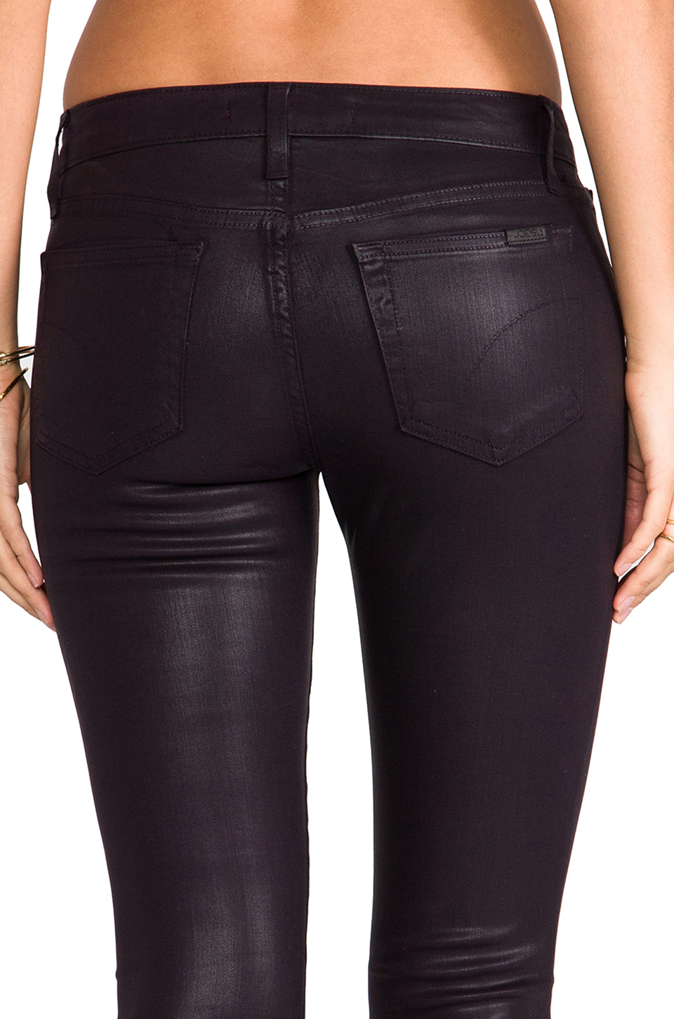 59942d0b9b Gallery. Previously sold at: REVOLVE · Women's Black Jeans Women's Black Skinny  Jeans