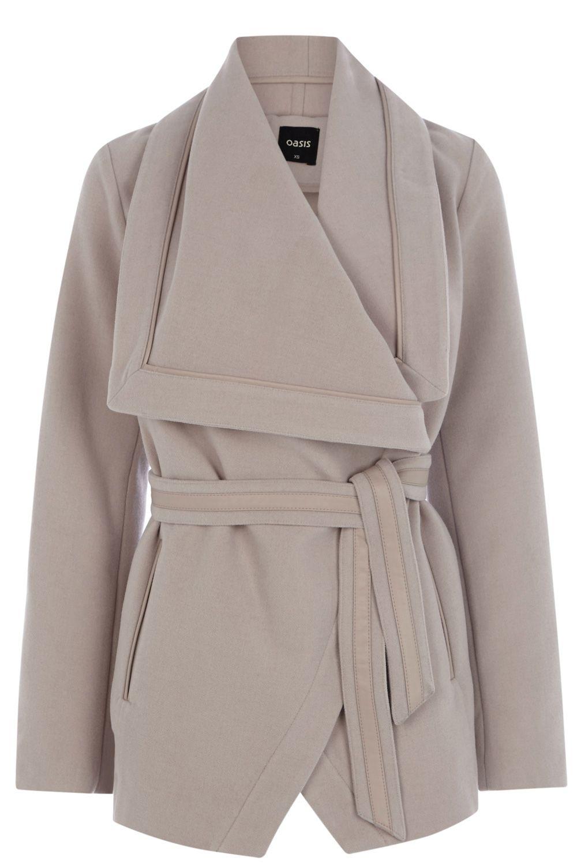 Blanket coat women