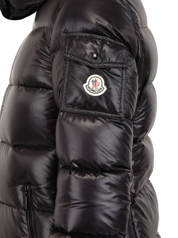 eeb299e3ab9c Moncler Bady Quilted Nylon Down Jacket in Black for Men - Lyst