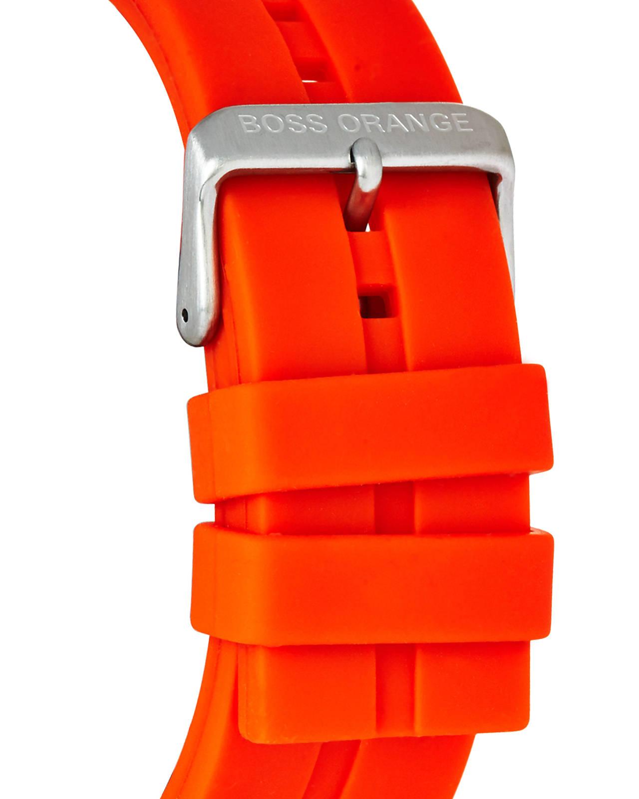 31be69ef2 BOSS Orange Black Orange Analog-digital Watch in Black for Men - Lyst