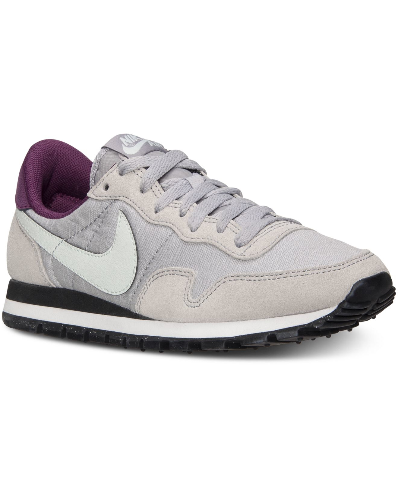 8eb64329f65aa Lyst - Nike Women s Air Pegasus  83 Casual Sneakers From Finish Line ...