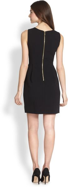 Kate spade tiff dress in black lyst