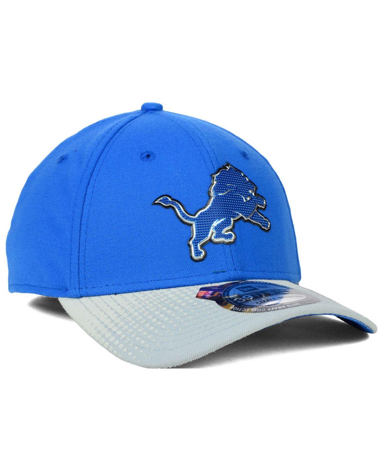 366a7e48 new zealand detroit lions draft hat 2015 df824 05d78