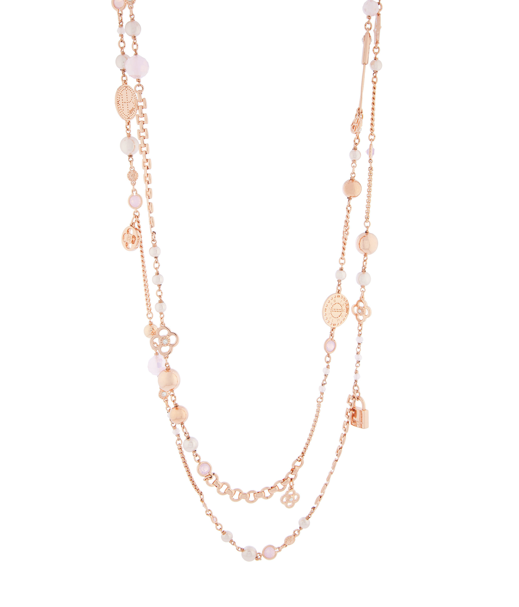 p asp silver pearl pink sterling pearls necklace freshwater