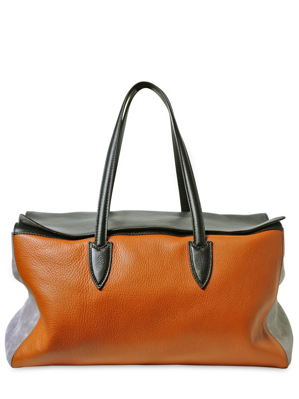 Anit tote bag - Brown Max Mara gsOd2fH
