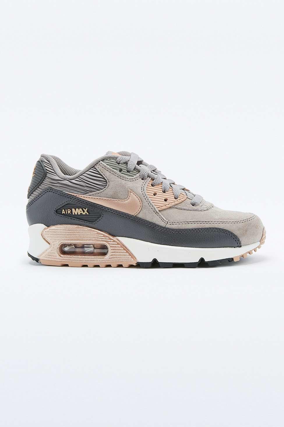 Nike Air Max 90 Grey Bronze