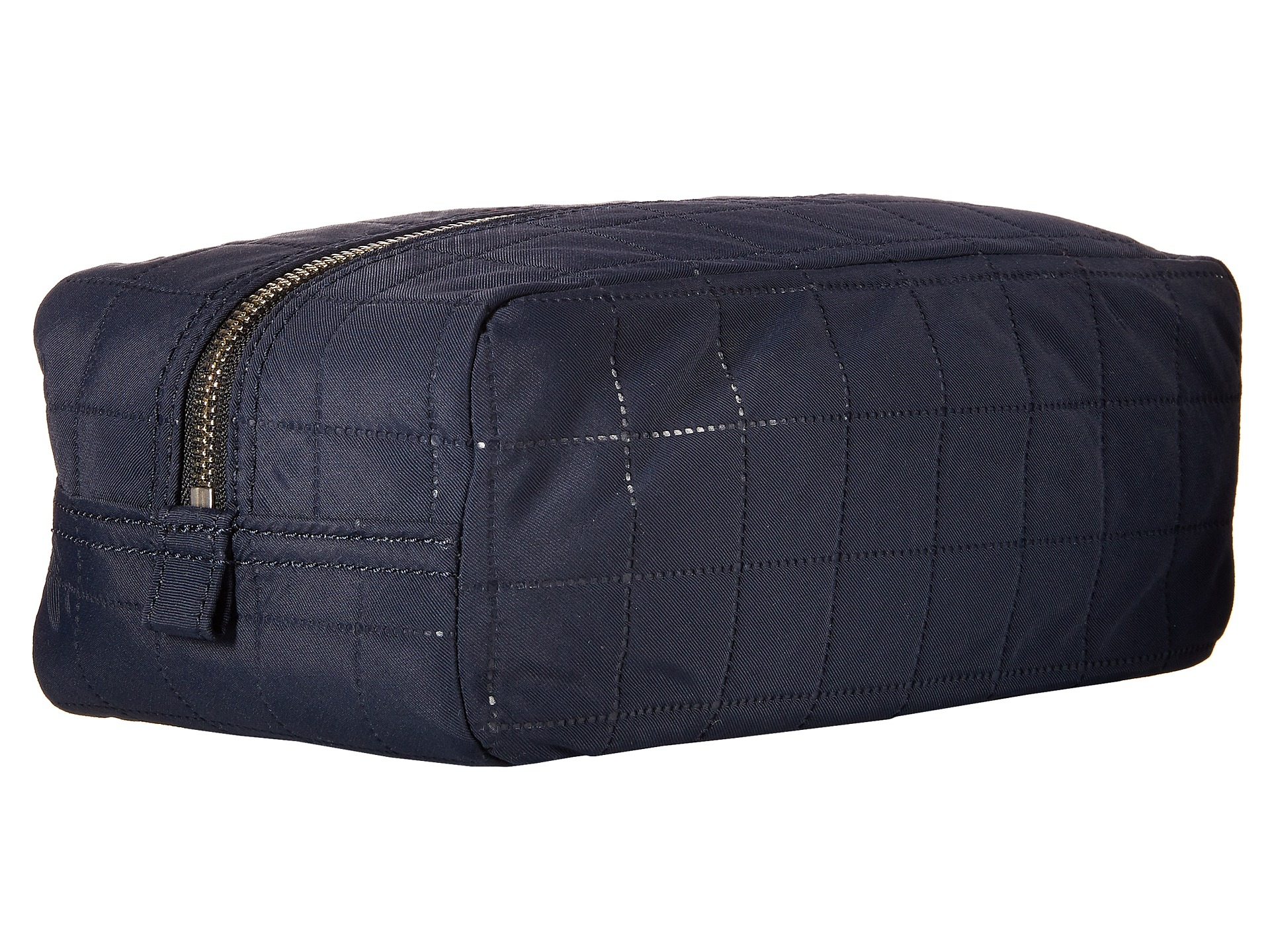 a8d1560742cf Lyst - Jack Spade Quilted Tech Nylon Toiletry Kit in Blue for Men