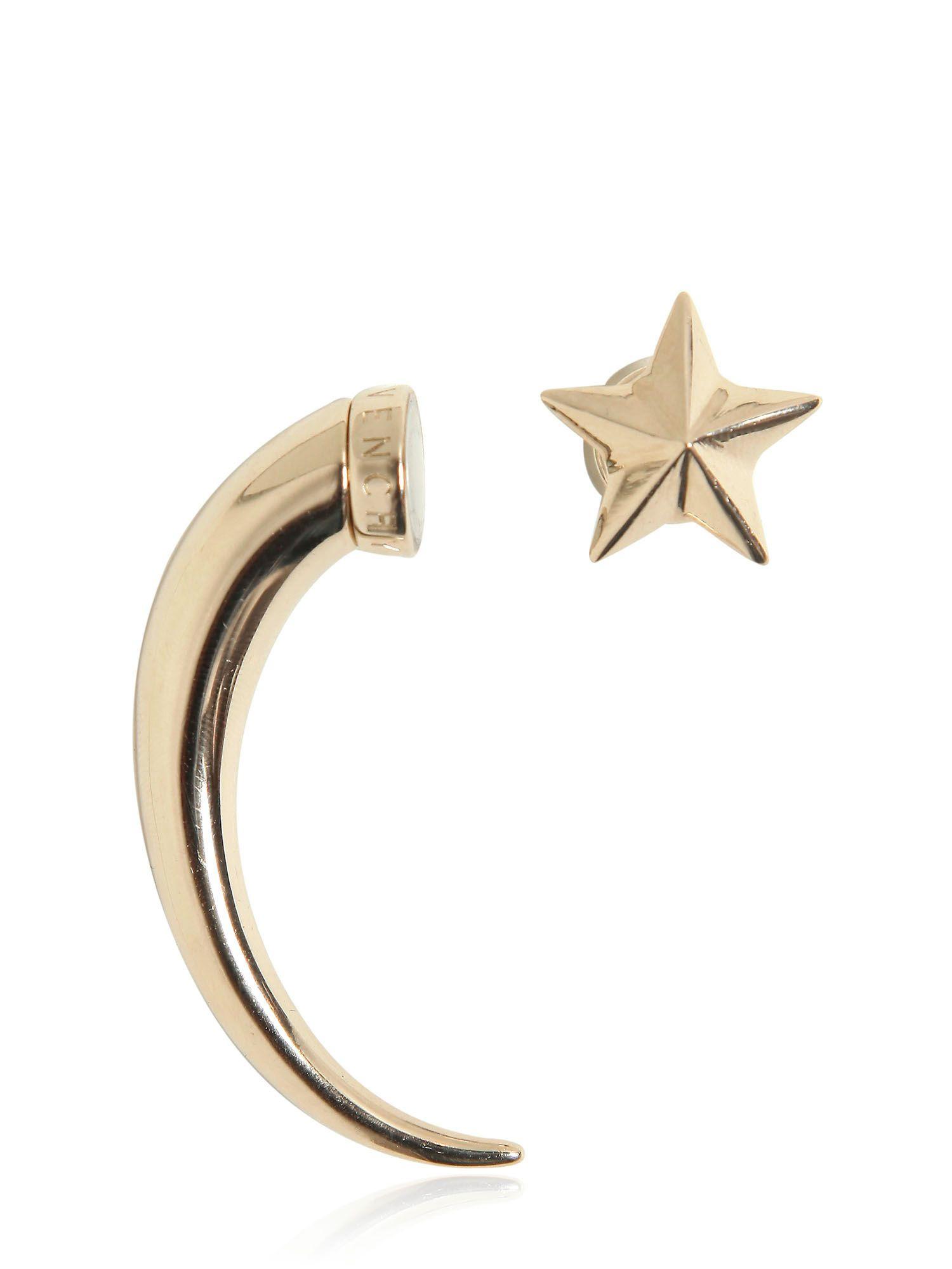 Givenchy single horn earring affäre flirtet mit anderen frauen - Journey to Valbona