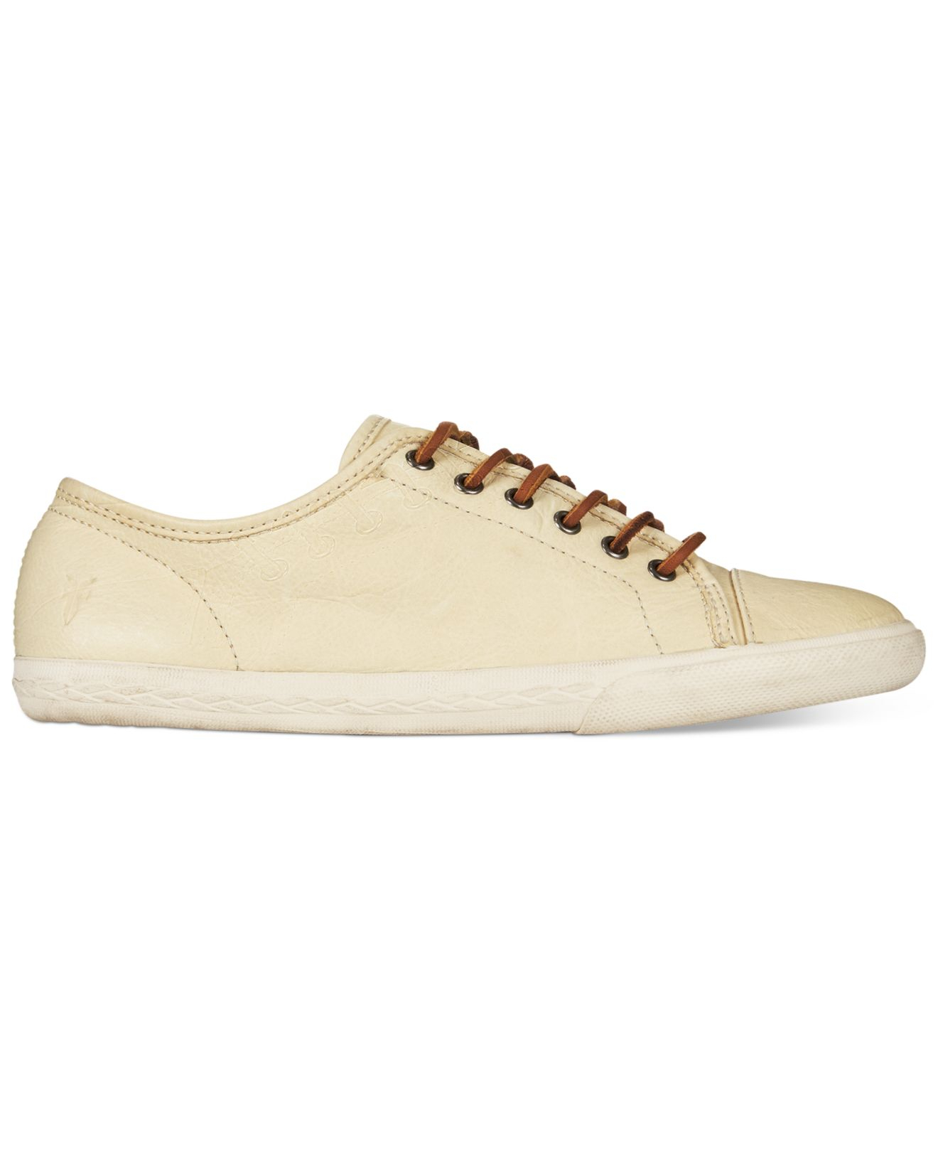 Frye Leather Women's Mindy Low Lace-up