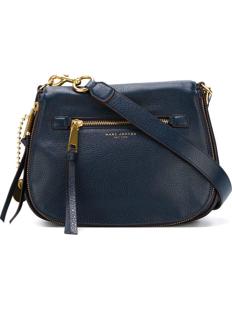 177903bda3f9 Marc Jacobs Crossbody Bag Blue   Stanford Center for Opportunity ...