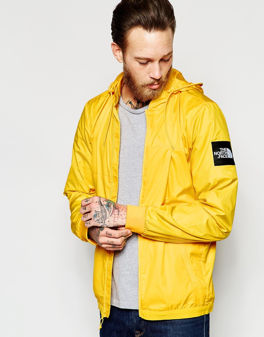 ... wholesale lyst the north face denali diablo jacket in yellow for men  f53c4 6ecd9 ... 940928d2f