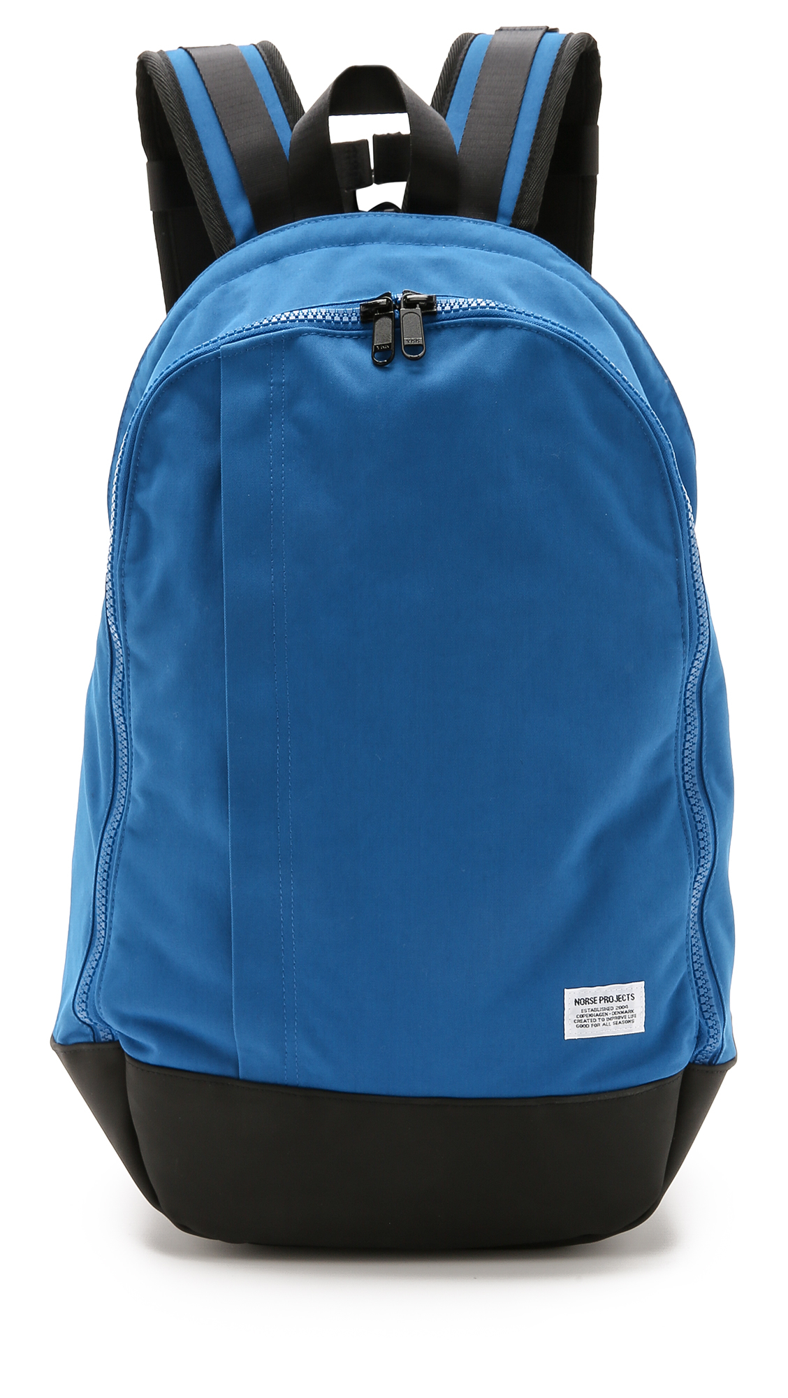 6a40b7496a6 Lyst - Norse Projects Einar Nylon Backpack in Blue for Men