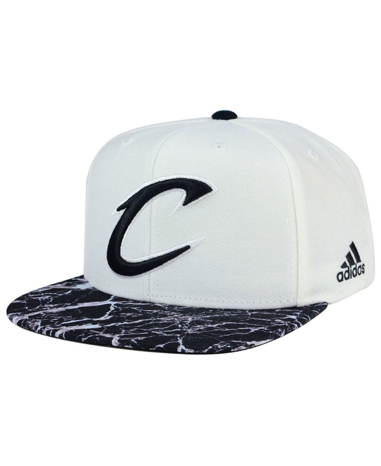 Lyst Adidas Originals Cleveland Cavaliers White Marble