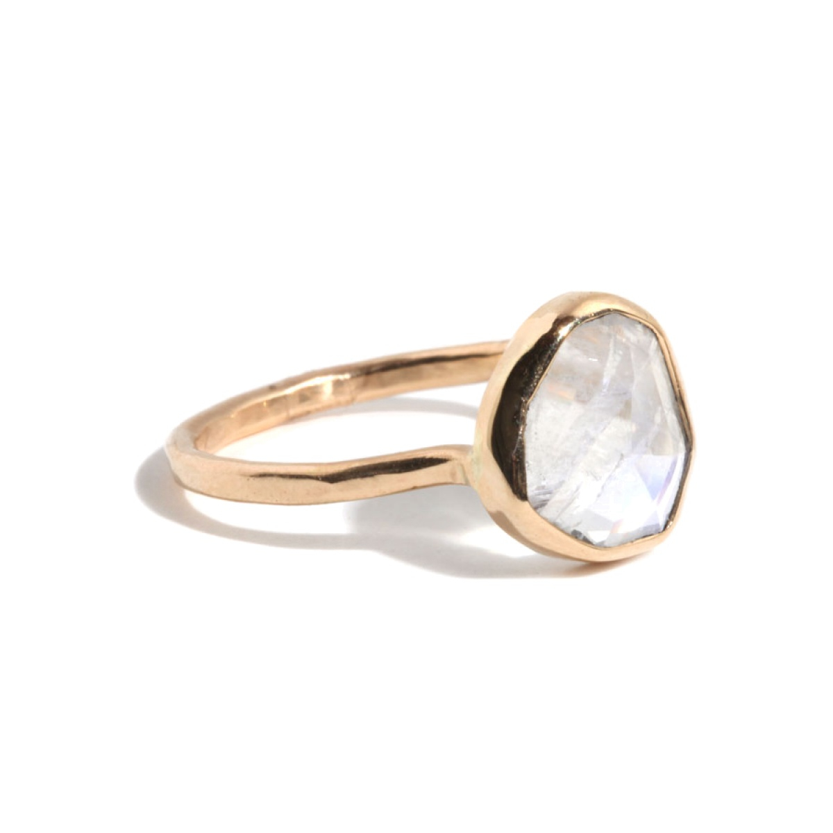 manning moonstone ring in gold lyst