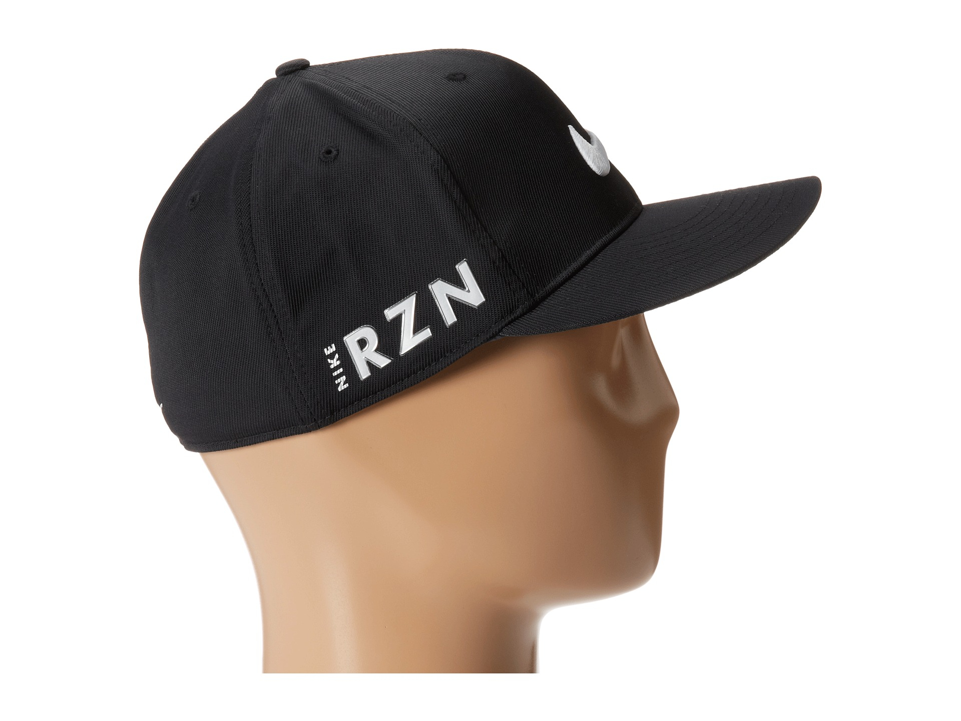 df9b1e518aa2c ... order lyst nike flat bill tour cap in black for men f81c5 32a22