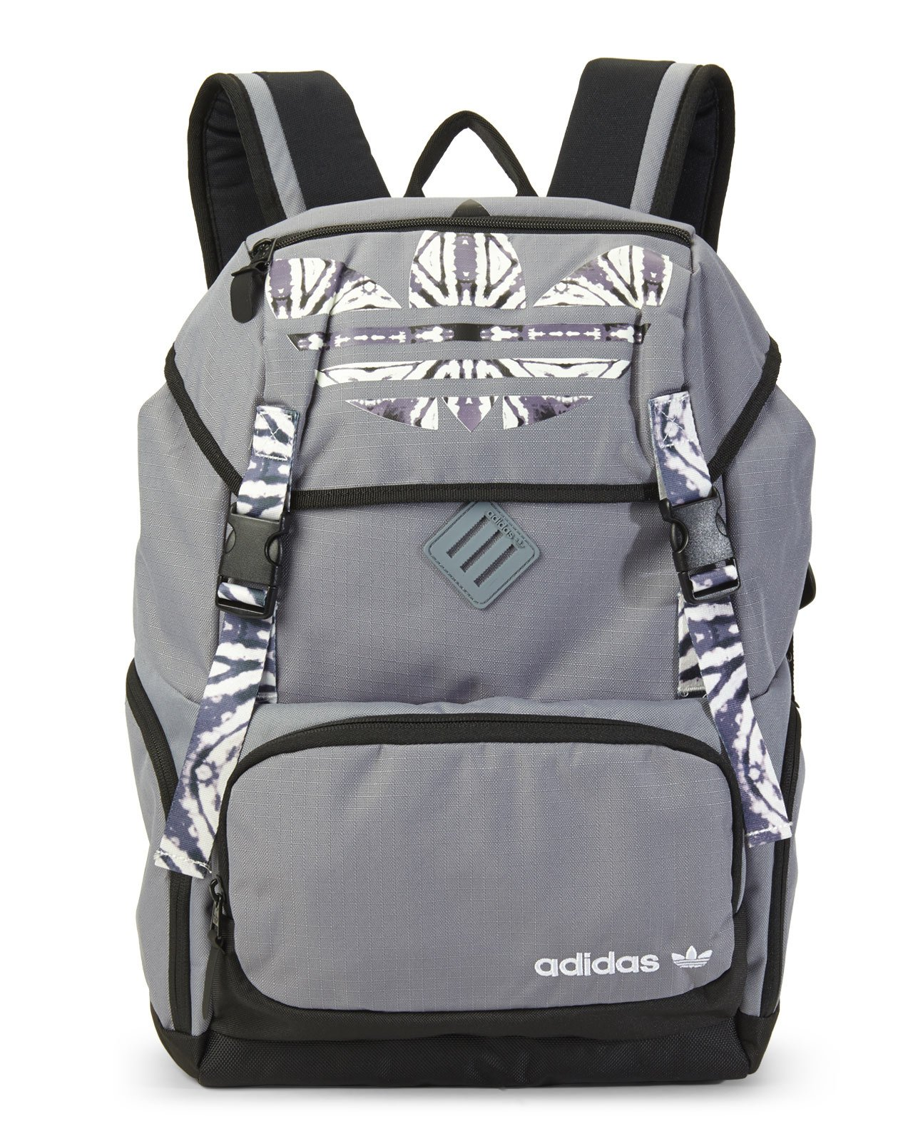 ea88c4beab57 Lyst - adidas Grey Originals Contemporary Backpack in Gray for Men