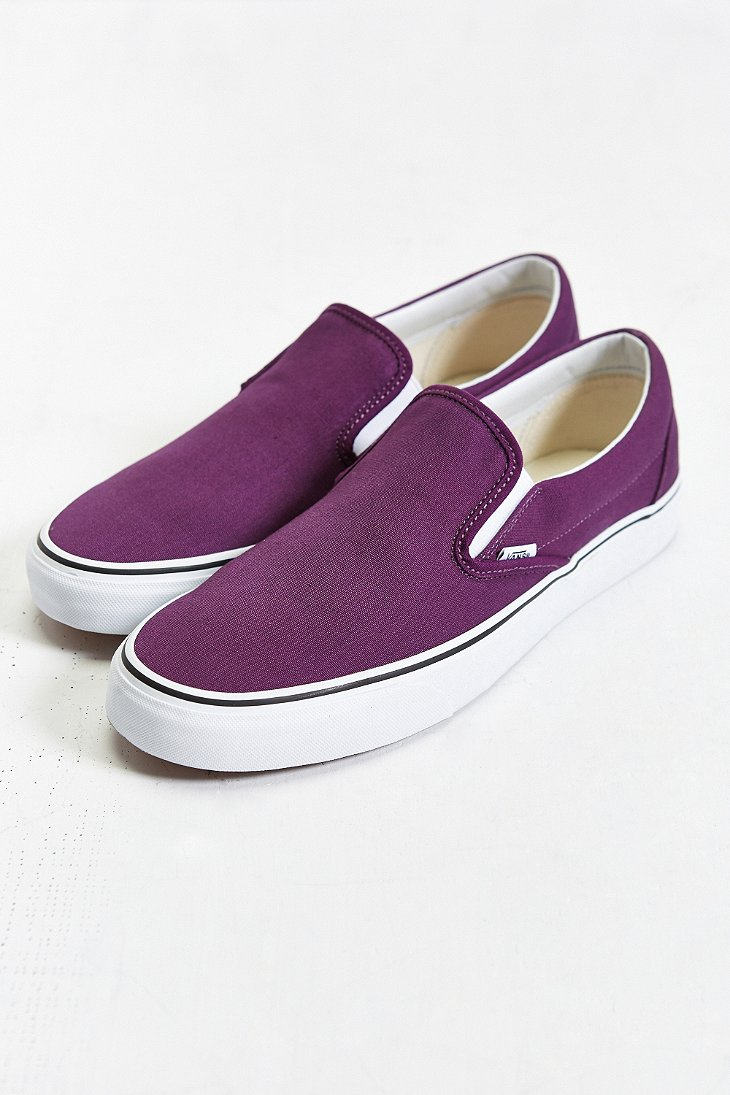 Vans Classic Color Slip-on Sneaker in