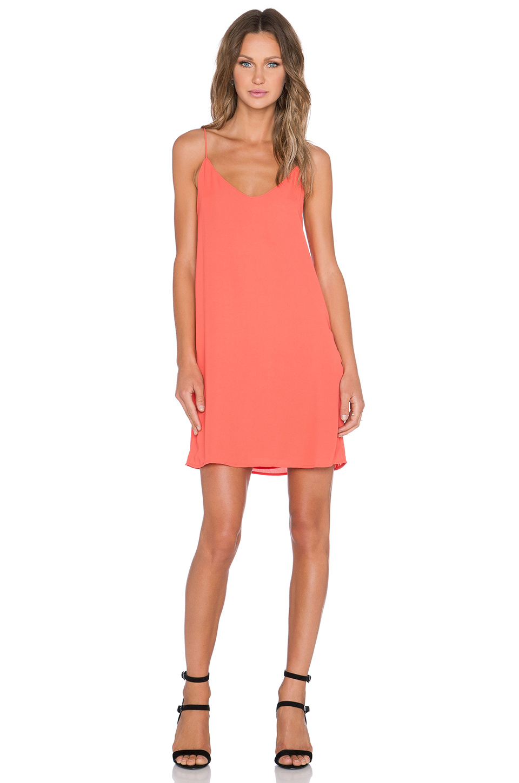 Blaque Label Tank Dress In Pink | Lyst