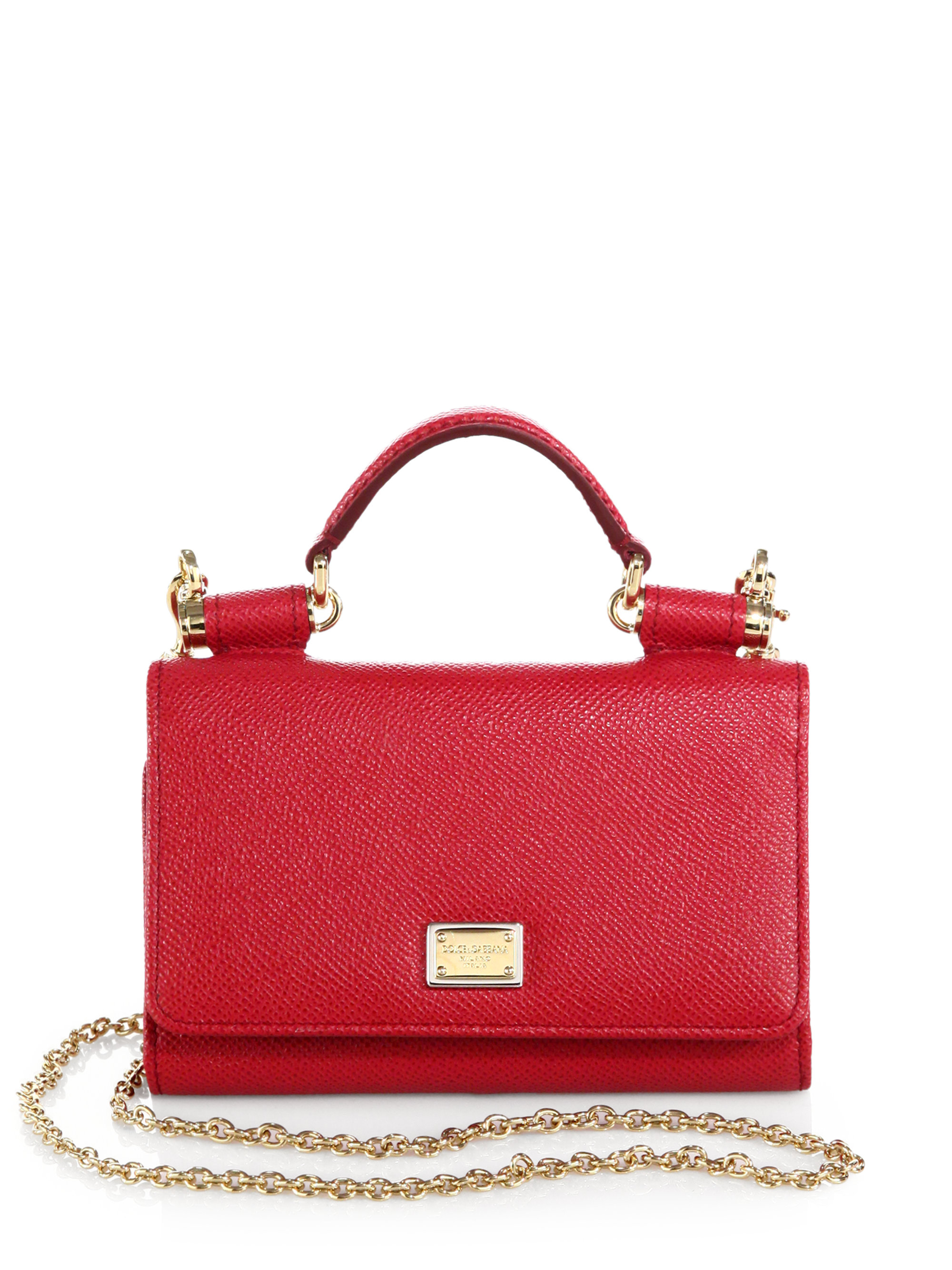 6b3064d5ca27 Gallery. Previously sold at  Saks Fifth Avenue · Women s Dolce Gabbana  Sicily Women s Victoria Beckham Pouch ...