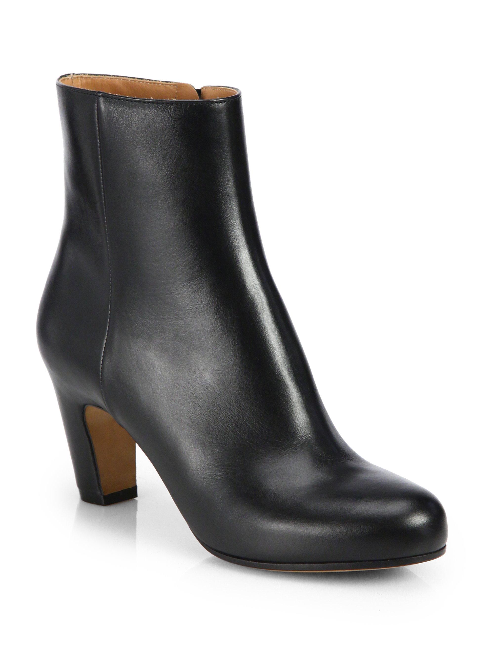 Maison Martin Margiela Suede Ankle Boots ShSeHoWi3