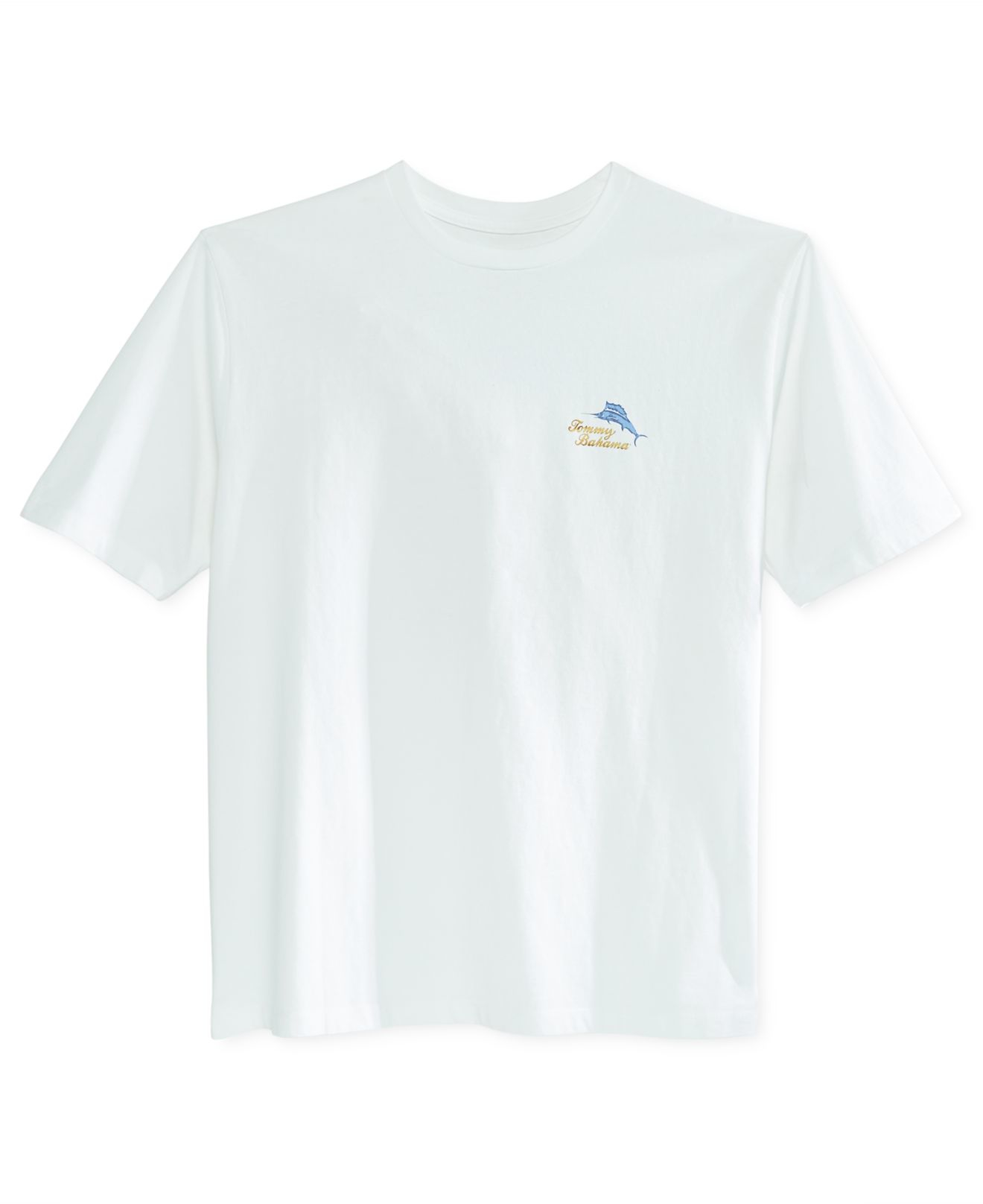 lyst tommy bahama mens i dont tweet tshirt in white