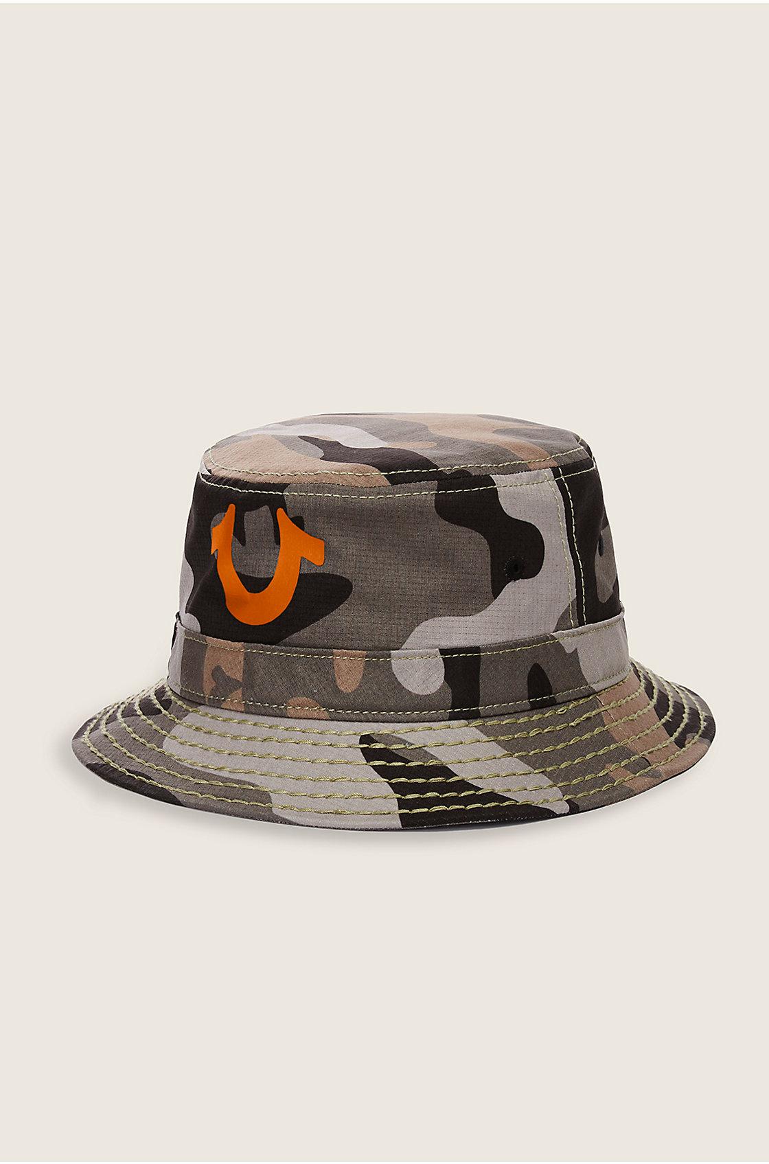 ce0a5b5b True Religion Tr Camo Bucket Hat for Men - Lyst