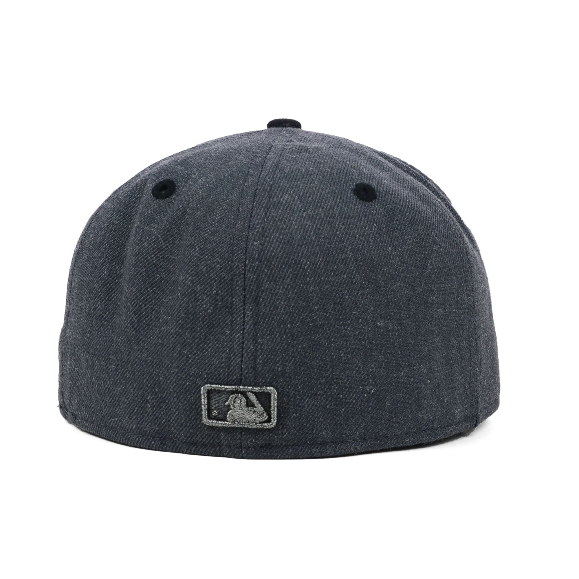 45b28f45c1ea0 Lyst - Ktz Chicago Cubs Mlb Graphite Heather 59fifty Cap in Gray for Men