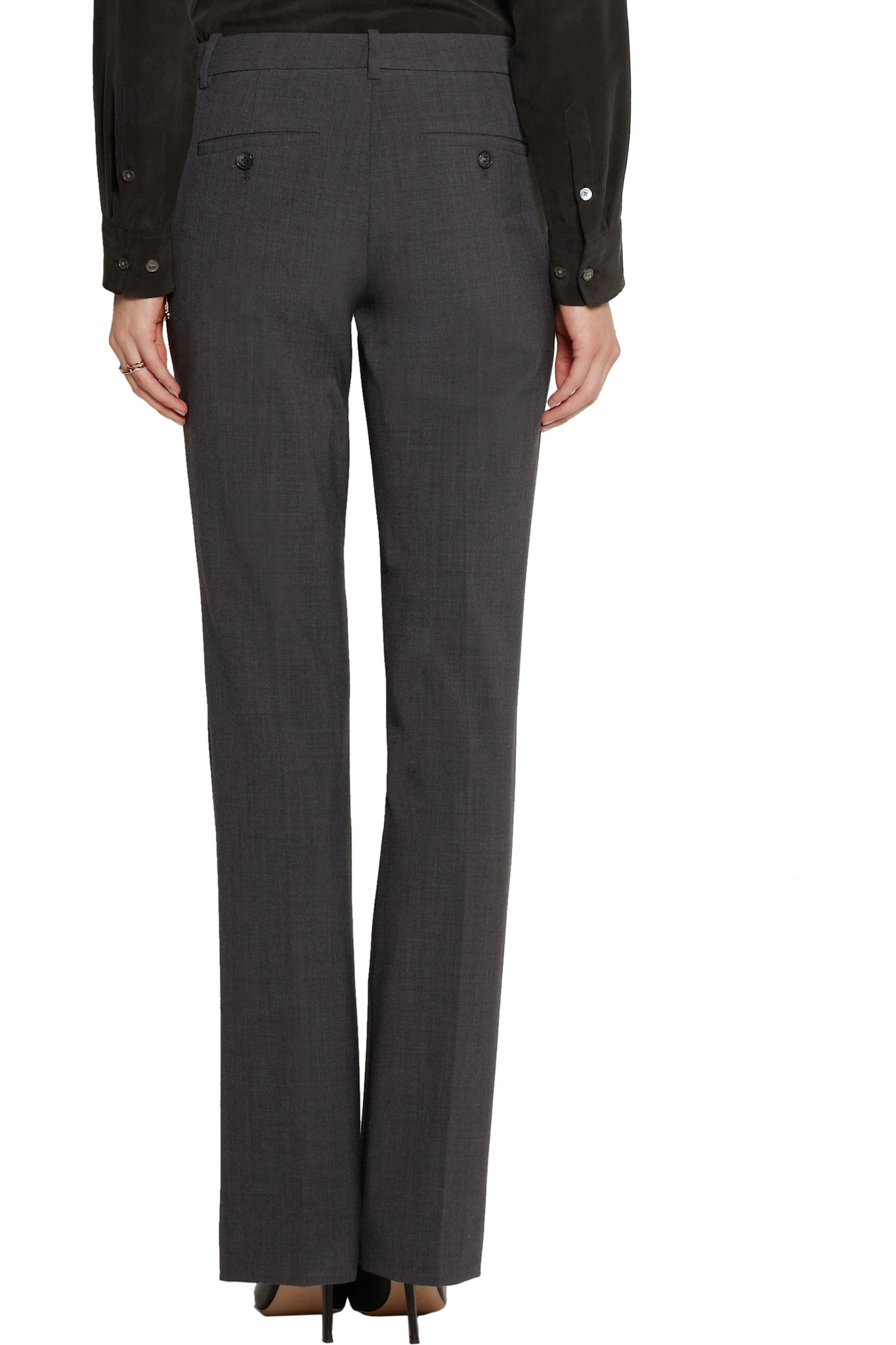 New LINEN WOMEN PANTS Dark Grey Linen Women Pants Linen Women