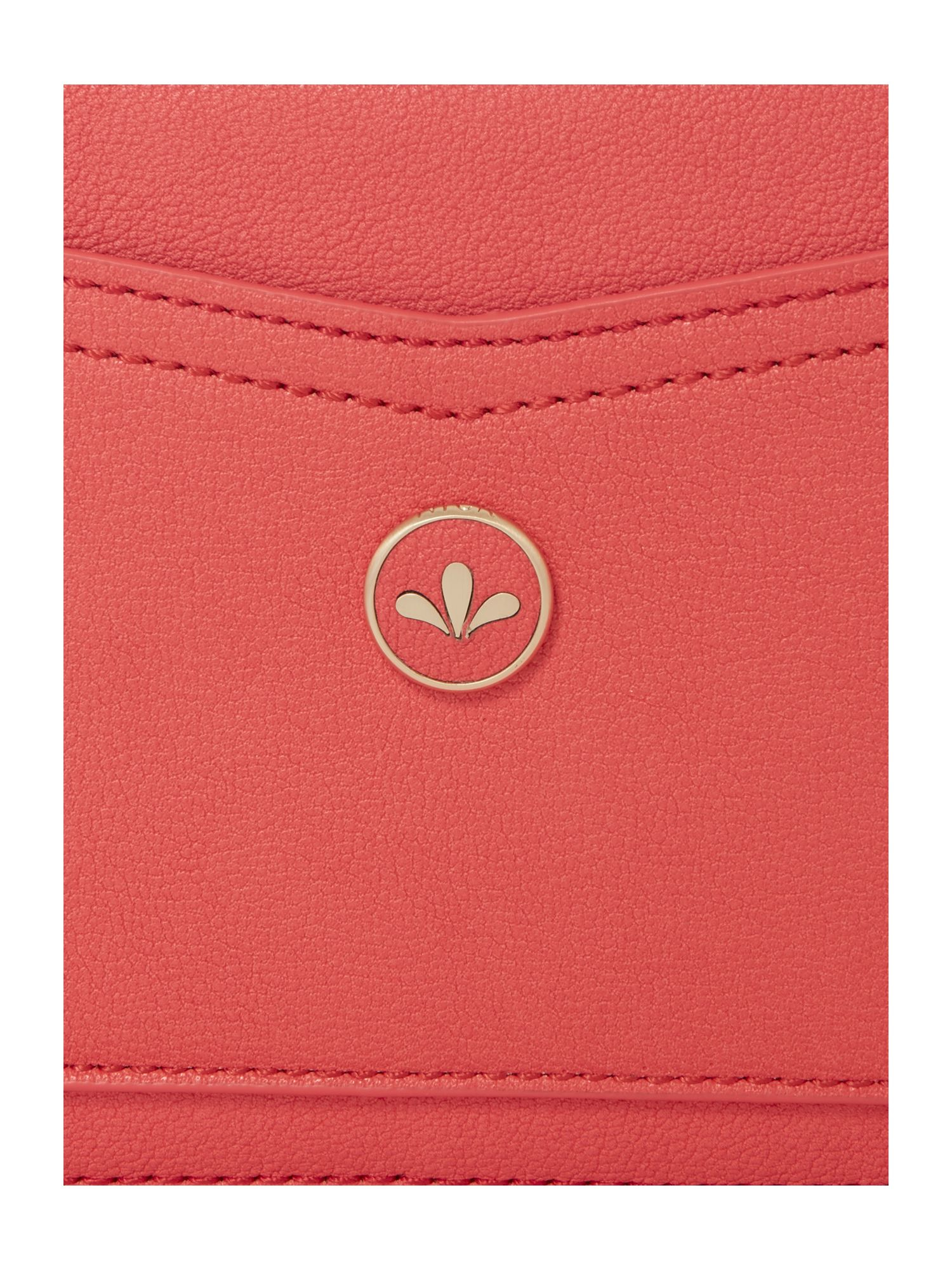 Nica Coco Coral Small Cross Body Bag in Red