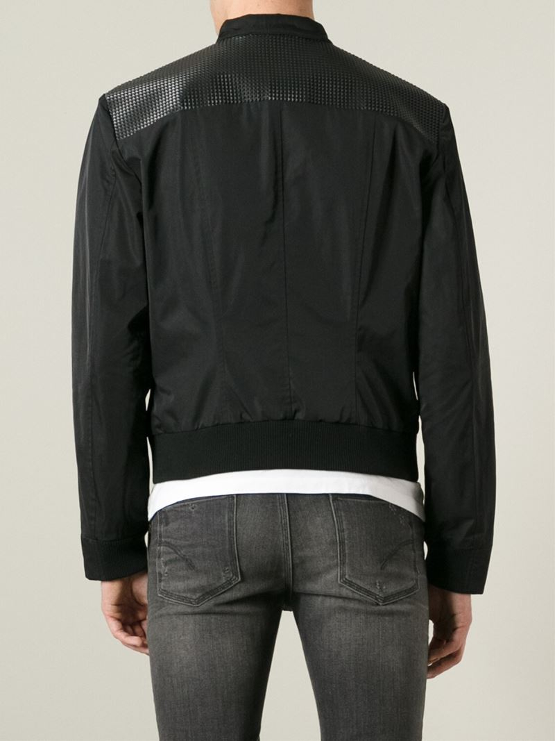 Philipp Plein 'Techno' Jacket in Black for Men