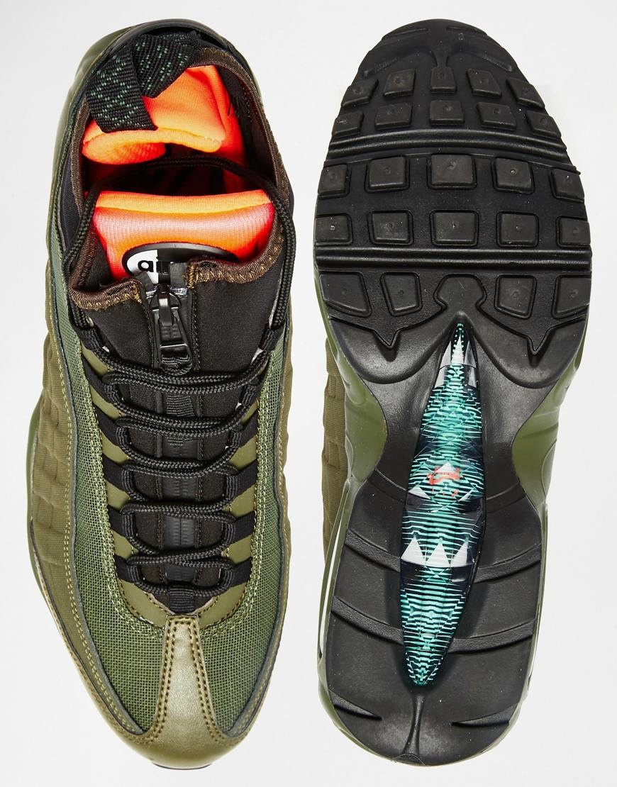 Air Max 95 Boots Green