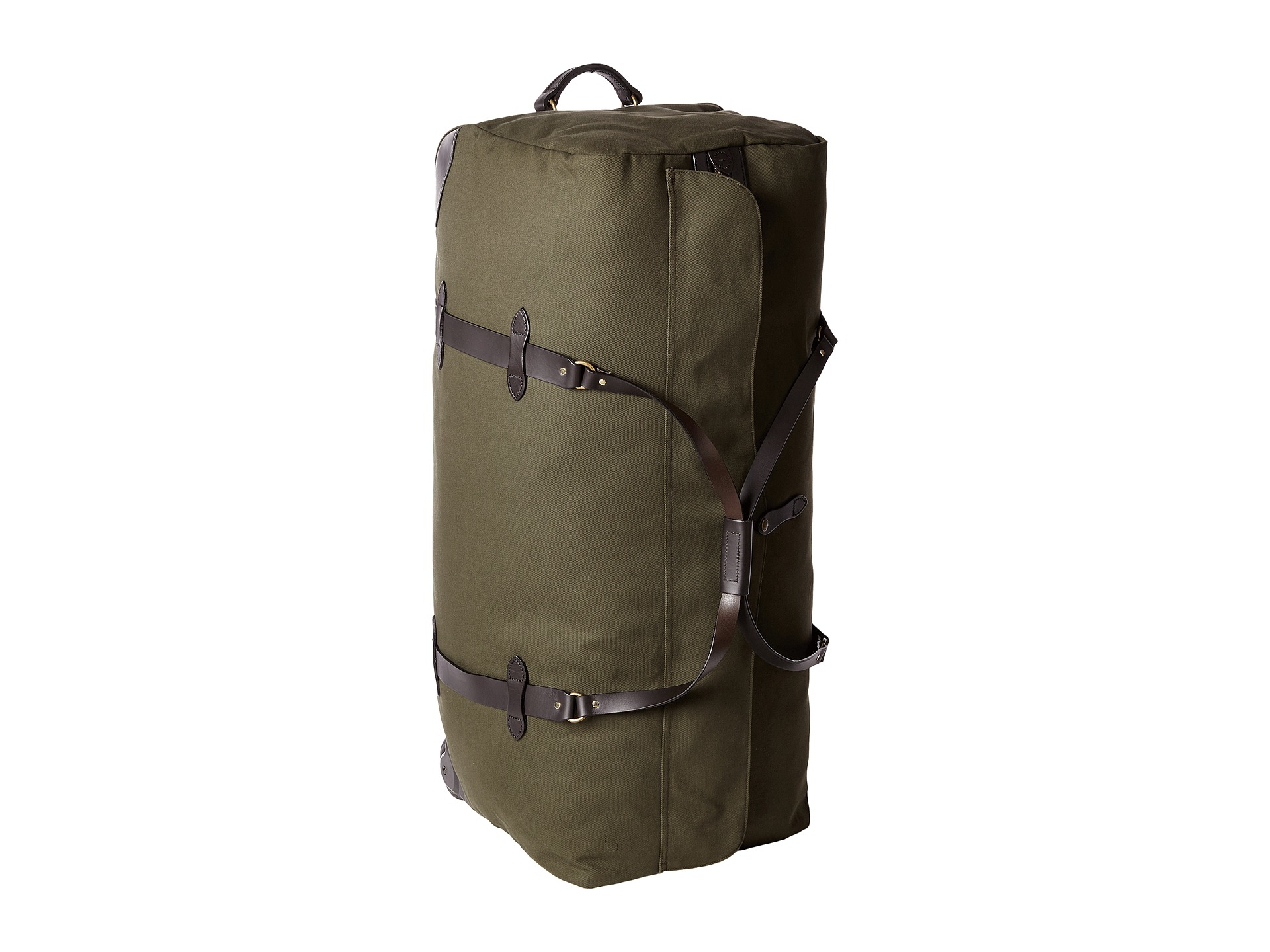 ce431bef7015 Lyst - Filson Rolling Duffel - Extra Large in Green