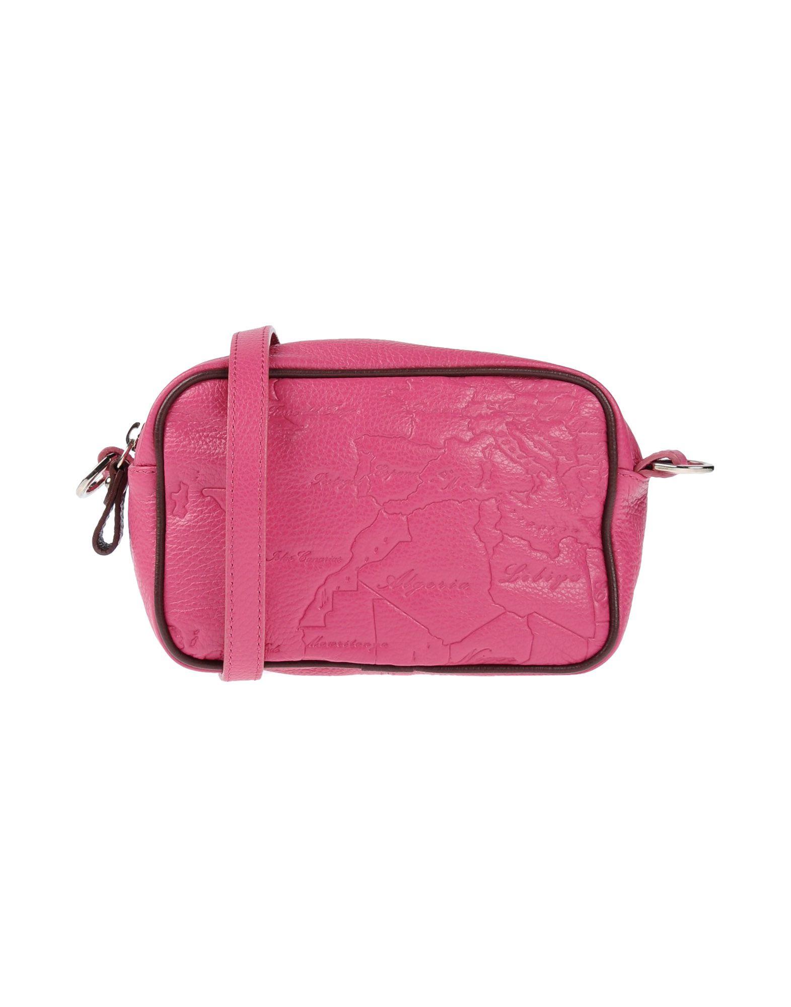 Borse Alviero Martini 2016 : Alviero martini a classe handbag in pink lyst
