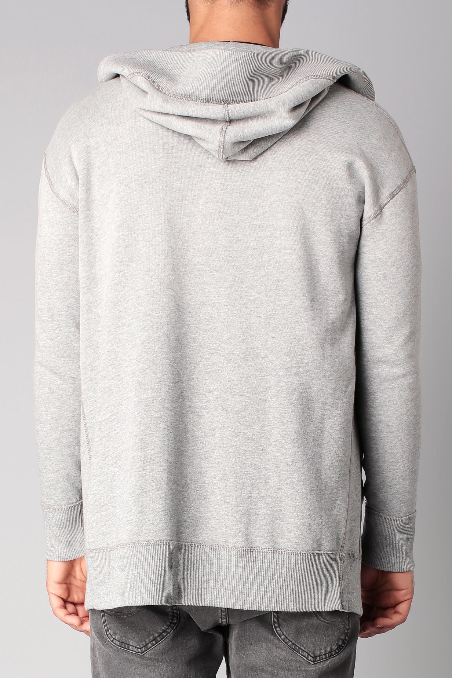 polo ralph lauren sweatshirt in gray for men lyst. Black Bedroom Furniture Sets. Home Design Ideas