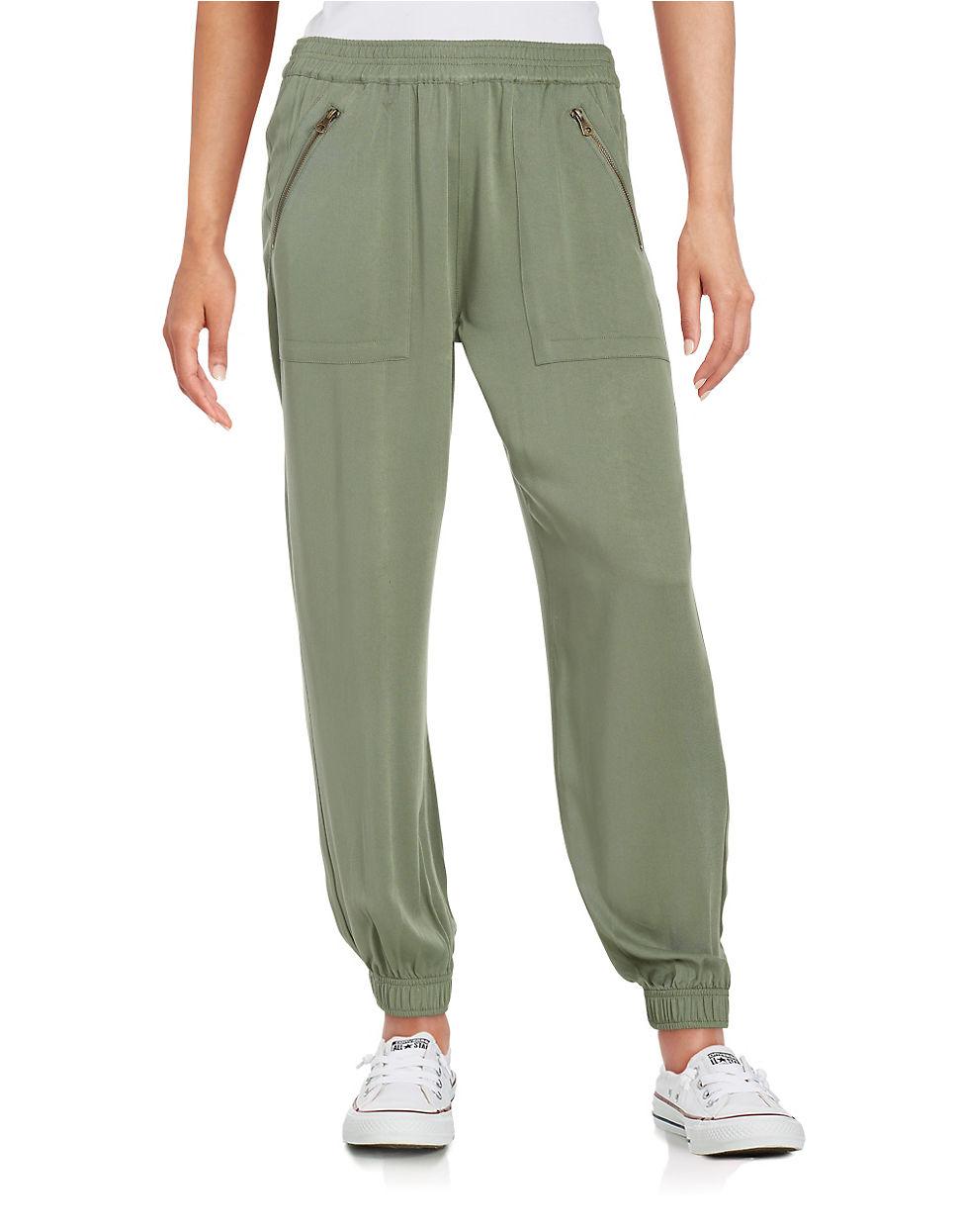 Creative  Pants Sweat Pants Element Claire Jogging Pants Women Shaking Green