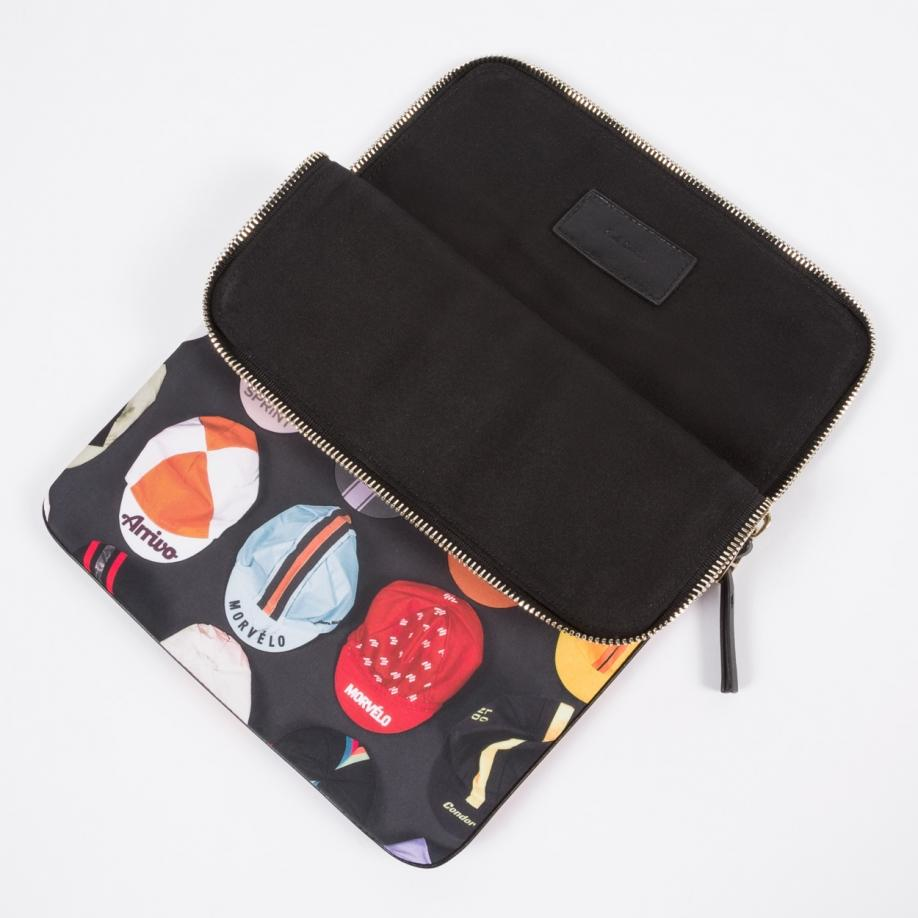 cc2245ab0a Lyst - Paul Smith  cycling Caps  Print Ipad Sleeve in Black for Men