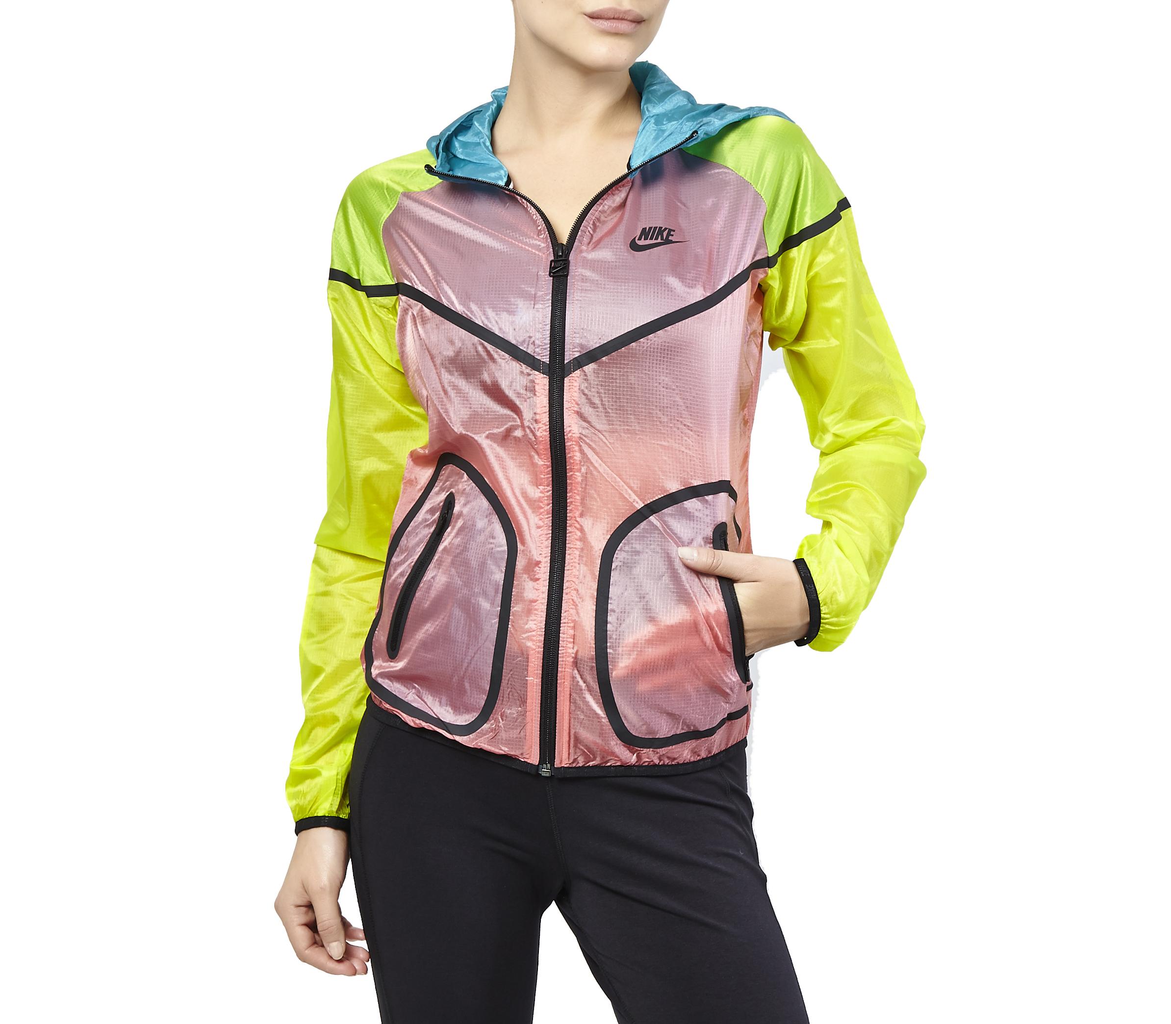e34d2278776e Lyst - Nike Hyp Windrunner W